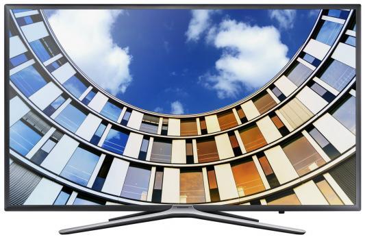Телевизор Samsung UE43M5500AU титан телевизор samsung ue28j4100ak
