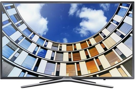 Телевизор Samsung UE49M5500AUX титан