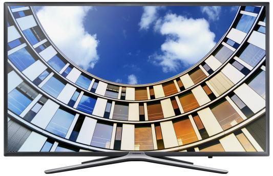 Телевизор Samsung UE55M5500AUX титан