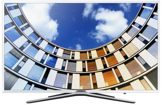 Телевизор Samsung UE55M5510AUX белый vyvesti cheloveka iz komy mojno s pomoshu iarkogo sveta