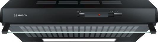 Вытяжка подвесная Bosch DUL62FA60 черный вытяжка подвесная bosch dul63cc50 серебристый