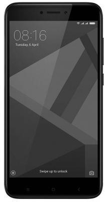 Смартфон Xiaomi Redmi Note 4 черный 5.5 64 Гб LTE Wi-Fi GPS 3G REDMINOTE4BL64GB смартфон xiaomi redmi note 4 черный 5 5 64 гб lte wi fi gps 3g redminote4bl64gb