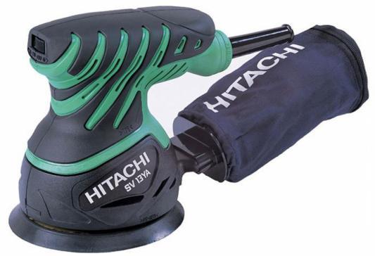 Эксцентриковая шлифмашина Hitachi SV13YA 230Вт 125мм