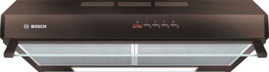 Вытяжка подвесная Bosch DUL63CC40 коричневый вытяжка bosch dul63cc40 dul63cc40