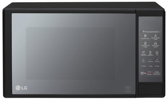 СВЧ LG MW20R46DARB 700 Вт чёрный