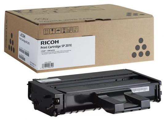 Картридж Ricoh SP 201E для SP220Nw/SP220SNw/SP220SFNw черный 1000стр 407999