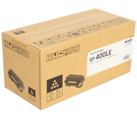 Картридж Ricoh SP 400LE для SP400DN/SP450DN черный 2500стр 408062 for ricoh 3350 4000 5000 scan card with memory d3775713 mlb32
