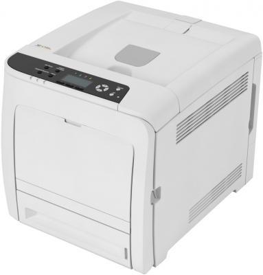 Принтер Ricoh Aficio SP C340DN цветной A4 25ppm 1200x1200dpi RJ-45 USB 916916 цветной лазерный принтер ricoh sp c340dn 916916