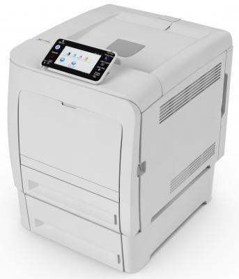 Принтер Ricoh Aficio SP C342DN цветной A4 25ppm 1200x1200dpi RJ-45 USB 916917 kitchenaid чугунная кастрюля 3 77 л 24 см кремовая