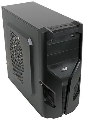 Корпус ATX 3Cott 3C-ATX137G Nemesis Без БП чёрный