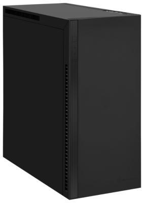 цена на Корпус ATX SilverStone Kublai Без БП чёрный SST-KL07B