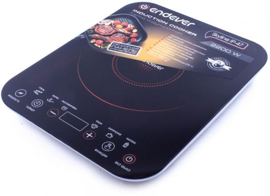 Электроплитка ENDEVER Skyline IP-47 чёрный endever ip 27
