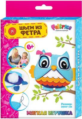 набор-для-творчества-feltrica-шьем-из-фетра-сова-от-6-лет-26930