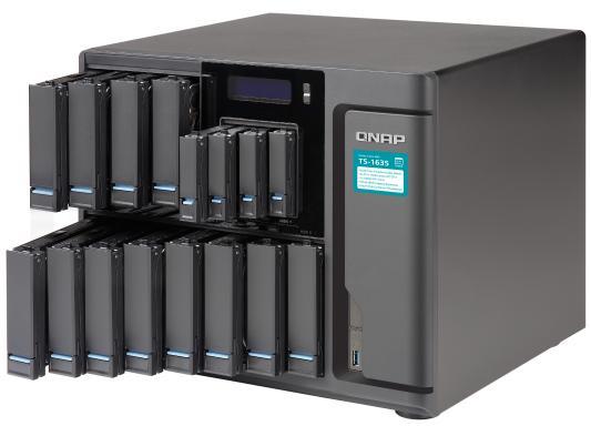 Сетевое хранилище QNAP TS-1635-4G от 123.ru