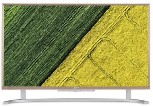 "Моноблок 21.5"" Acer Aspire C22-720 1920 x 1080 Intel Pentium-J3710 4Gb 1Tb Intel HD Graphics 405 DOS золотистый DQ.B7CER.008"