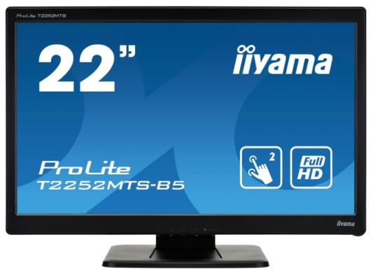 Монитор 21.5 iiYama ProLite T2252MTS-5