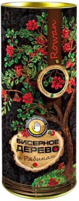 Набор для творчества ДАНКО-ТОЙС бисерное дерево Рябина от 10 лет БД-03