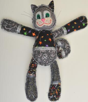 Набор для создания игрушки Перловка Чучело-мяучило от 6 лет ПМ-803 набор для создания игрушки перловка счастливый ёжик от 6 лет пфзд 1005