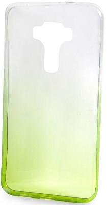 """Крышка задняя IQ Format для ASUS Zenfone 3 ZE520KL 5.2"""" зеленый 4627104429252"""