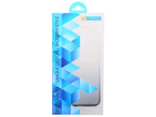 "Крышка задняя IQ Format для ASUS Zenfone 3 ZE520KL 5.2"" серый 4627104429245"