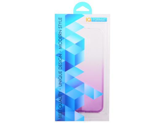 """Крышка задняя IQ Format для ASUS Zenfone 3 ZE520KL 5.2"""" фиолетовый 4627104429221"""