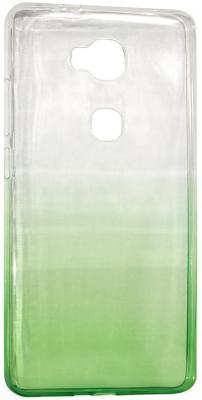 Крышка задняя IQ Format для Huawei 5X зеленый 4627104426350 iq format крышка задняя для lenovo s90 силикон