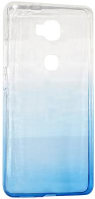 Крышка задняя IQ Format для Huawei 5X синий 4627104426282 iq format крышка задняя для lenovo s90 силикон