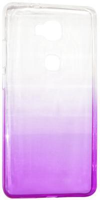 Крышка задняя IQ Format для Huawei 5X фиолетовый 4627104426206 цена