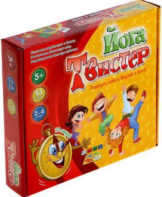 Настольная игра для вечеринки Татой Твистер Йога  1201