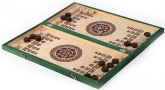 Настольная игра нарды Шахматы Нарды малые в ассортименте В-4 от 123.ru