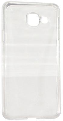 Крышка задняя IQ Format для Samsung Galaxy A3 2016 прозрачный 4627104425988