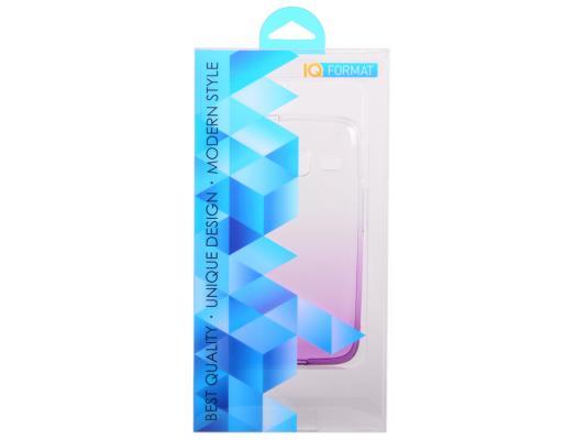 Крышка задняя IQ Format для Samsung Galaxy J1 mini/J105F фиолетовый 4627104429276
