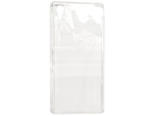 Крышка задняя IQ Format для Sony Xperia M4 прозрачный 4627104426015 iq format крышка задняя для lenovo s90 силикон