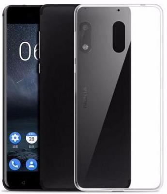 Чехол силиконовый DF nkCase-03 для Nokia 6 nokia c5 03