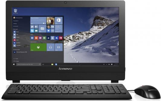 Моноблок 19.5 Lenovo IdeaCentre S200z 1600 x 900 Intel Celeron-J3060 2Gb SSD 128 Intel HD Graphics 400 DOS черный 10K4003LRU ноутбук asus x553sa xx137d 15 6 intel celeron n3050 1 6ghz 2gb 500tb hdd 90nb0ac1 m05820