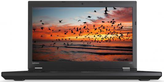 Ноутбук Lenovo ThinkPad L570 15.6 1366x768 Intel Core i3-7100U neworig keyboard bezel palmrest cover lenovo thinkpad t540p w54 touchpad without fingerprint 04x5544