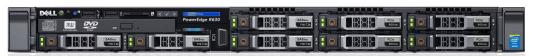 Сервер Dell PowerEdge R630 210-ACXS-001 сервер vimeworld