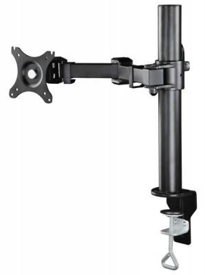 Кронштейн HAMA H-95827 черный для ЖК ТВ 10-26 настенный max 10 кг кронштейн для тв hama h 118104 black
