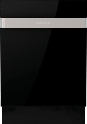 Картинка для Посудомоечная машина Gorenje GV60ORAB чёрный