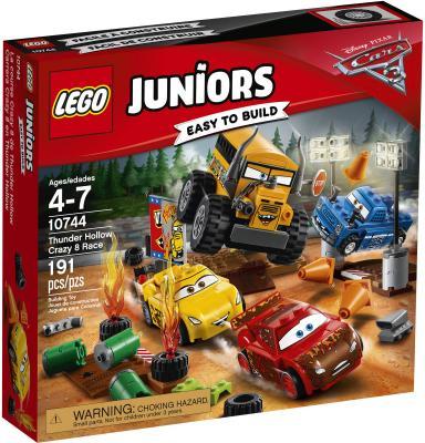 Конструктор LEGO Сумасшедшая восьмерка 10744 191 элемент