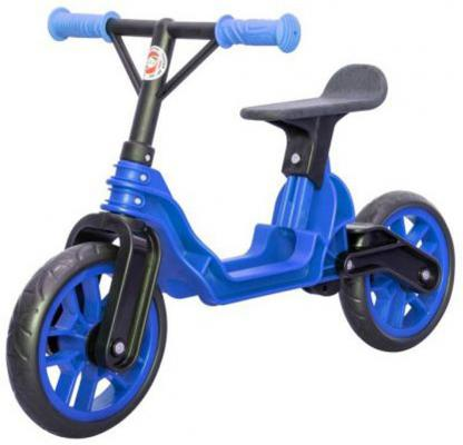 "Беговел ORION TOYS Power Bike 10"" синий"