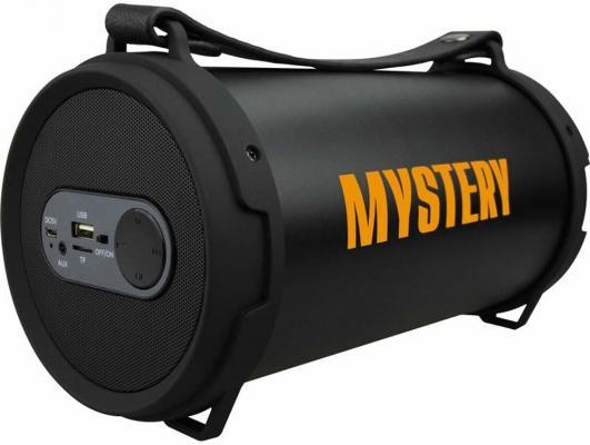 Портативная акустика Mystery MBA-735UB 12Вт черный