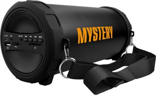 Портативная акустика Mystery MBA-733UB 10Вт черный
