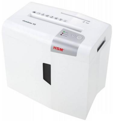 Уничтожитель бумаг HSM ShredStar X5-4.5x30 6лст 18лтр 1043121