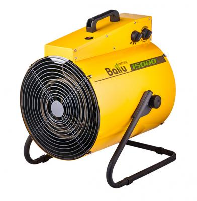 Тепловая пушка BALLU BHP-P2-15 15000 Вт термостат вентилятор ручка для переноски желтый