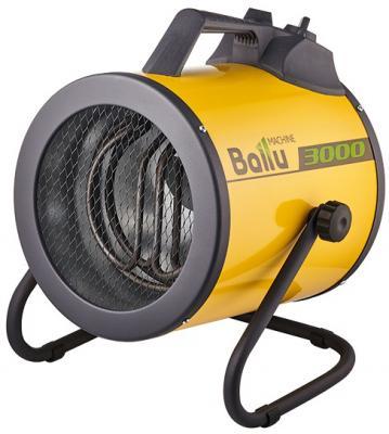 Тепловая пушка BALLU BHP-P2-5 5000 Вт термостат ручка для переноски вентилятор желтый