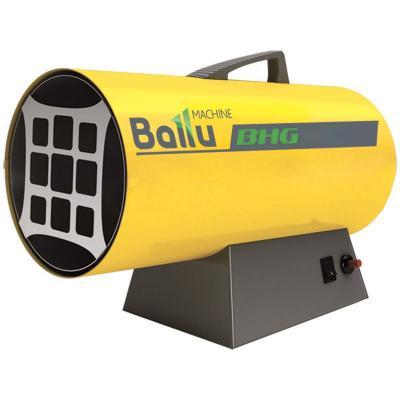 Тепловая пушка газовая BALLU BHG-40 ручка для переноски чёрный желтый цена и фото