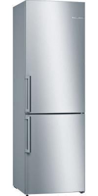 Холодильник Bosch KGV36XL2OR серебристый