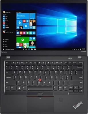 "Ультрабук Lenovo ThinkPad X1 Carbon 5 14"" 1920x1080 Intel Core i7-7500U 20HR005BRT"