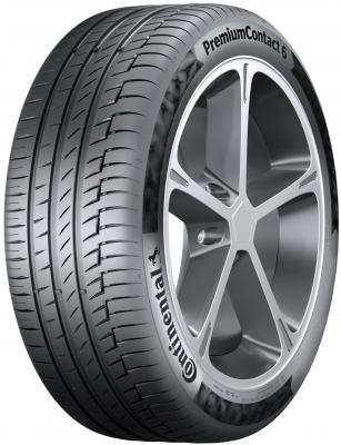 Шина Continental PremiumContact 6 FR 205/50 R17 89V зимняя шина continental contivikingcontact 6 215 55 r16 97t
